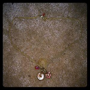 Lizpaiacious sf necklace so cute